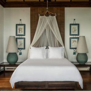 Thailand Honeymoon Packages Four Seasons Koh Samui Beachfront Pool Villa