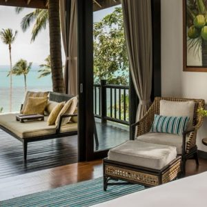 Thailand Honeymoon Packages Four Seasons Koh Samui Beachfront Pool Villa 2