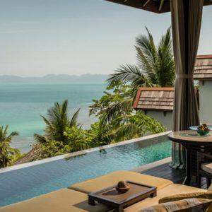Thailand Honeymoon Packages Four Seasons Koh Samui Deluxe One Bedroom Pool Villa 3