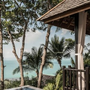 Thailand Honeymoon Packages Four Seasons Koh Samui One Bedroom Pool Villa