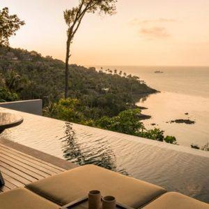 Thailand Honeymoon Packages Four Seasons Koh Samui Premier One Bedroom Pool Villa