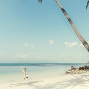 Thailand Honeymoon Packages Four Seasons Koh Samui Beach