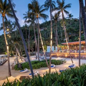 Thailand Honeymoon Packages Four Seasons Koh Samui Beach 2