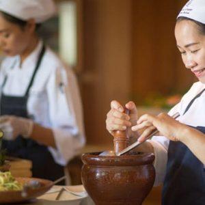 Thailand Honeymoon Packages Four Seasons Koh Samui Thai Cooking Class