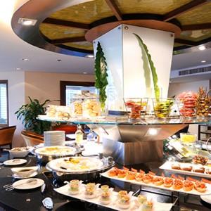 Thailand Honeymoon Packages Rembrandt Hotel Bangkok Executive Lounge