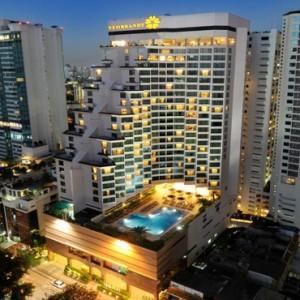 Thailand Honeymoon Packages Rembrandt Hotel Bangkok Exterior