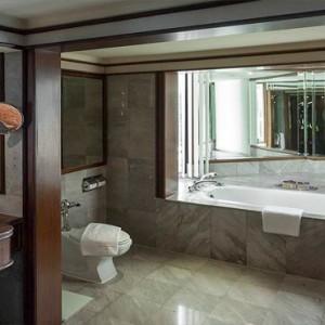 Thailand Honeymoon Packages Rembrandt Hotel Bangkok Grand Executive Suite Bathroom