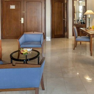 Thailand Honeymoon Packages Rembrandt Hotel Bangkok Grand Executive Suite Living Area1