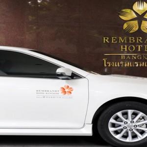 Thailand Honeymoon Packages Rembrandt Hotel Bangkok Limousine Service