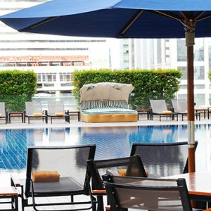 Thailand Honeymoon Packages Rembrandt Hotel Bangkok Pool