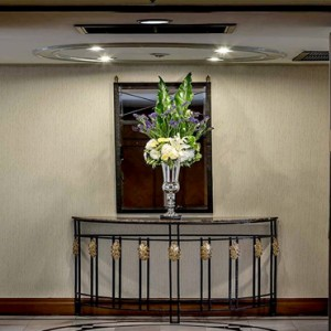 Thailand Honeymoon Packages Rembrandt Hotel Bangkok Presidential Suite 1