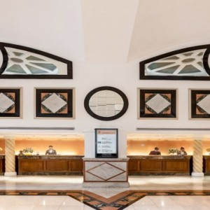 Thailand Honeymoon Packages Rembrandt Hotel Bangkok Reception