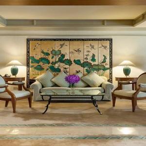 Thailand Honeymoon Packages Rembrandt Hotel Bangkok Rembrandt Suite Living Area1