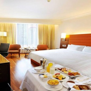 Thailand Honeymoon Packages Rembrandt Hotel Bangkok Room Service