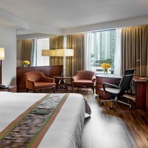 Thailand Honeymoon Packages Rembrandt Hotel Bangkok Terrace Suite