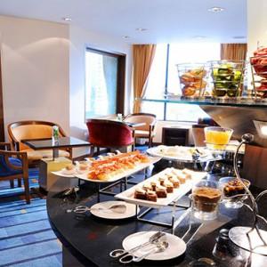 Thailand Honeymoon Packages Rembrandt Hotel Bangkok Buffet