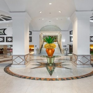Thailand Honeymoon Packages Rembrandt Hotel Bangkok Lobby