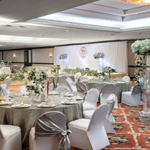 Thailand Honeymoon Packages Rembrandt Hotel Bangkok Wedding