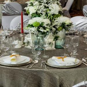 Thailand Honeymoon Packages Rembrandt Hotel Bangkok Wedding Table Setup