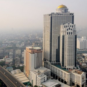 Thailand Honeymoon Packages Lebua At State Tower Hotel Exterior1