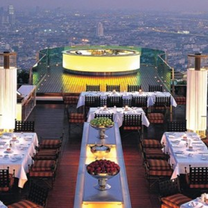 Thailand Honeymoon Packages Lebua At State Tower Sirocco