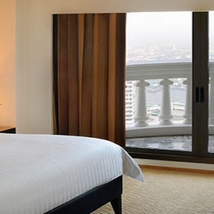 Thailand Honeymoon Packages Lebua At State Tower Superior River Views Suite2