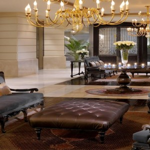 Thailand Honeymoon Packages Lebua At State Tower Lobby Sitting Area