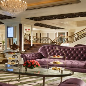 Thailand Honeymoon Packages Lebua At State Tower Lobby Sitting Area1