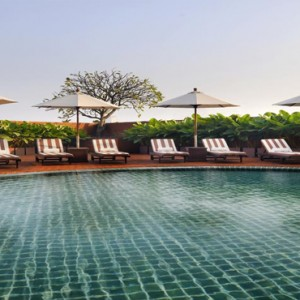 Thailand Honeymoon Packages Lebua At State Tower Swimming Pool1
