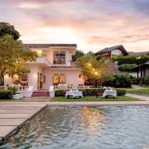 The Vijitt - Luxury Thailand Honeymoon Packages - Baan Vijitt Restaurant