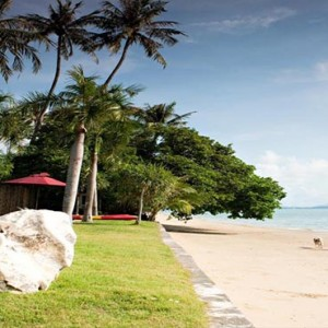 The Vijitt - Luxury Thailand Honeymoon Packages - Beach