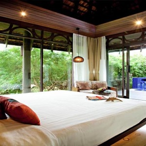 The Vijitt - Luxury Thailand Honeymoon Packages - Deluxe Pool Villa interior