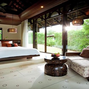 The Vijitt - Luxury Thailand Honeymoon Packages - Deluxe villa interior1