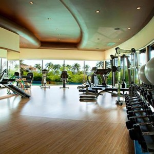 The Vijitt - Luxury Thailand Honeymoon Packages - Fitness