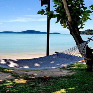 The Vijitt - Luxury Thailand Honeymoon Packages - Hammock