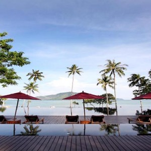 The Vijitt - Luxury Thailand Honeymoon Packages - Pool