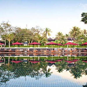 The Vijitt - Luxury Thailand Honeymoon Packages - Pool1