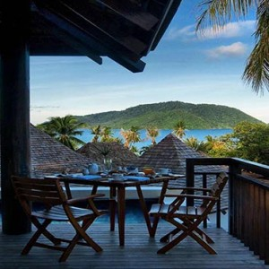 The Vijitt - Luxury Thailand Honeymoon Packages - Prime Pool Villa balcony view