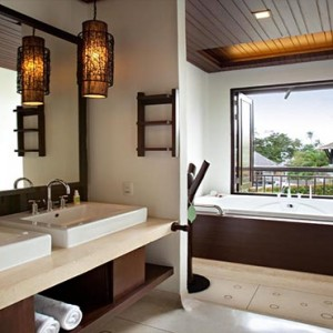 The Vijitt - Luxury Thailand Honeymoon Packages - Prime Pool Villa bathroom