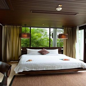 The Vijitt - Luxury Thailand Honeymoon Packages - Prime Pool Villa interior1