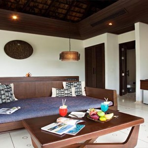 The Vijitt - Luxury Thailand Honeymoon Packages - Prime Pool Villa living area1