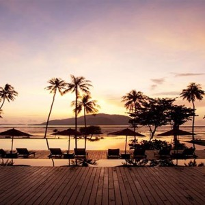 The Vijitt - Luxury Thailand Honeymoon Packages - Sunset