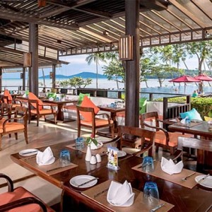 The Vijitt - Luxury Thailand Honeymoon Packages - The Savoury Restaurant