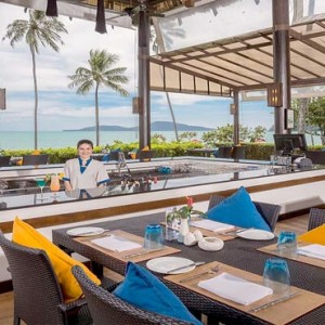 The Vijitt - Luxury Thailand Honeymoon Packages - beach bar