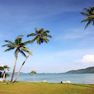 The Vijitt - Luxury Thailand Honeymoon Packages - beach view