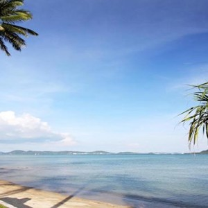 The Vijitt - Luxury Thailand Honeymoon Packages - ocean view