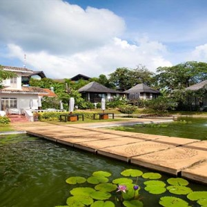 The Vijitt - Luxury Thailand Honeymoon Packages - resort exterior