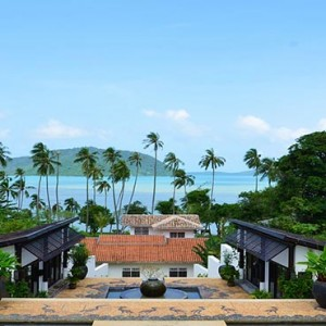 The Vijitt - Luxury Thailand Honeymoon Packages - resortview