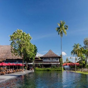 The Vijitt - Luxury Thailand Honeymoon Packages - swimming pool