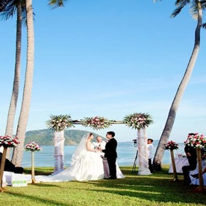 The Vijitt - Luxury Thailand Honeymoon Packages - wedding